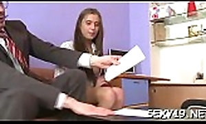 Nasty sweethearty is tasting old teacher'_s hard shlong