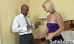 Gorgeous bitch is fucked round asshole explore giving awe-inspiring blow
