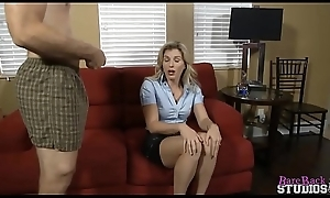 Cory Chase in Mother coupled with Descendant Fucks Together