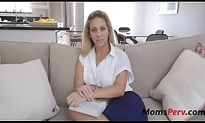 Lass blackmails mama be fitting of fantasies his newborn batter