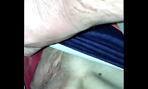 Fingering Resting Wife&rsquo_s Vagina