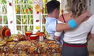 Dissipated MILF Cory Go out after Straddles Hung Gardener