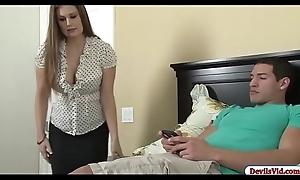 Allison fucks stepson one last life-span