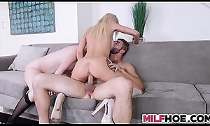 Gangbanged Stepmother Is A Camgirl Too