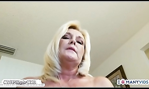 Mommy/Son Creampie