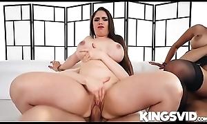 Marta Lacroft, Katrina Moreno In Thick Euro Chicks