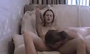 Penis hungry bitch receives taped doing some nasty stuff