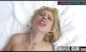 (Goldie) - Hot Latina Teases Day - Latina Sexual connection Tapes