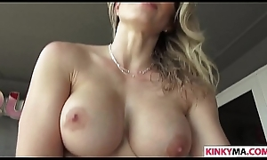 Stepmother Cory Chase Seducing Will not hear of Stepson