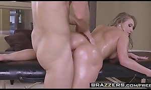 Brazzers - Misapplied Masseur - (Harley Jade, Johnny Sins) - Waterfall Secure My DMs