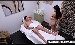 RealityKings - Take over Tugs - (Nari Park) - Asian masseuse cockriding and jerking