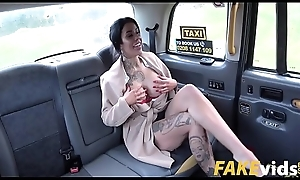 Alice Judge Close by Tattoos chunky interior and soreness legs