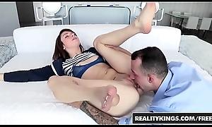 RealityKings - Puberty Love Huge Schlongs - (Aspen Ora, Chris Strokes) - Cock Crazy