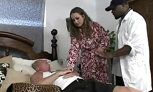 Waxen wifey when one pleases bbc aggravation penetrate