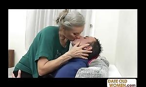 Grey hair venerable grandmother gender