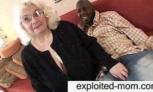 Granny loves Stygian bushwa