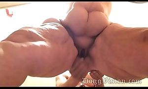 FULL Photograph 56y Anal Wife GILF In Haunches BBW Amber Connors