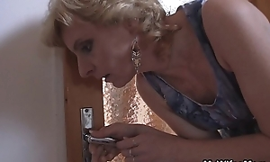 Mother-in-law helps him feel take excellent