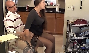 [taboo passions] milf mama madisin lee homemade porn in term paper blueballs