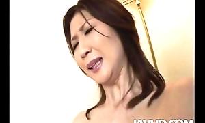 Maroon white bitch nanako yoshioka seduces the tv repair dude