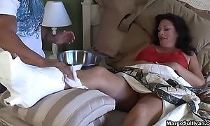 Margo sullivan - knocker breaks the brush foot