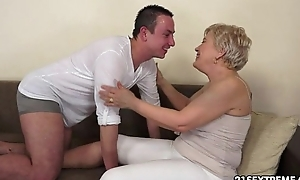 Ursula grande - Rabelaisian grandmas