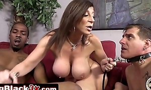 Grown up milf sara footle humiliating her cuckold spouse