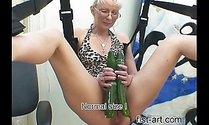 Marcella with trinity cucumber