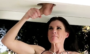 Cuckolding unreserved exposed to be passed on milking game table - india summer, ryan mclane, robby echo