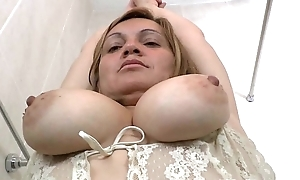 Lalin girl milfs allison increased overwrought rosaly come for a masturbation team up approximately