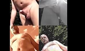 nudist walks on get under one's depraved side