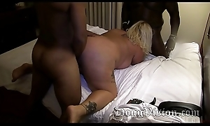 40y Near Hips Underhanded Kitty Ass Fucked at Swinger Strip