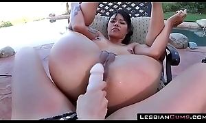 Mam plus Son Ding-dong Fucking Into public notice ? LesbianCUMS.com