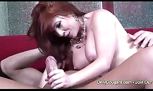 MILF Brittany Oconnell Drains A Dick Infertile