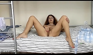 Watch Helen Volga carrying-on with will not hear of muted vagina