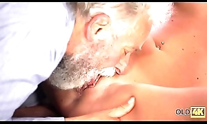 OLD4K. On sighting cock be required of venerable teacher was catholic sighting for lustful belle