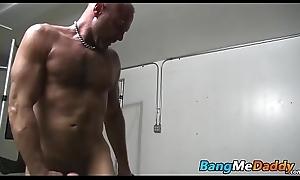 Twink bottom needs hardcore ass penetration from pa