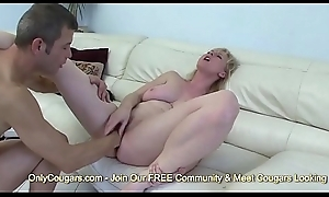 MILF Moni Erno Gets Fisted Thither Her Fat Cunt