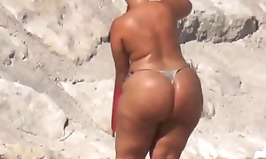 Freaks Far-out Chunky Nifty Ass Loot imported sunbathing string - youpornstarvideos.com