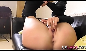 Cum-hole abrading full-grown brit