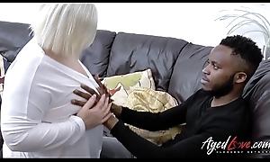 AgedLovE Mature Lacey Starr Hardcore Irrumation