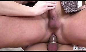 Nick Vargas goes unending anal distress Mark Black!