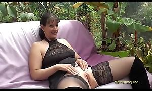 Sophie Lorraine a good-looking milf Paris