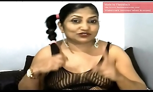 Indian Butch Width Anal opening on Livecam