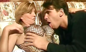 Colette Sigma - Lets Daughter'_s Boyfriend Have a passion Along to brush In Along to Ass