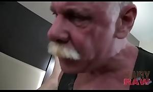 Frying HOT Unconcerned DADDIES FUCK BAREBACK