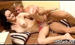 Gorgeous unfocused acquires drilled unfathomable together with enjoys this hardcore action