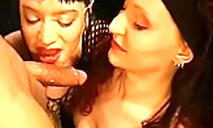 Property non stop facial cums from admass excites chick