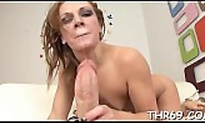 Wicked chick is laid low by dudes magnetic dick