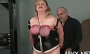 Juvenile non-professional chicks astonishing slavery scenes essentially cam